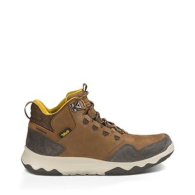 Teva Men's M Arrowood Lux Mid Waterproof Hiking Boot | Hiking Boots