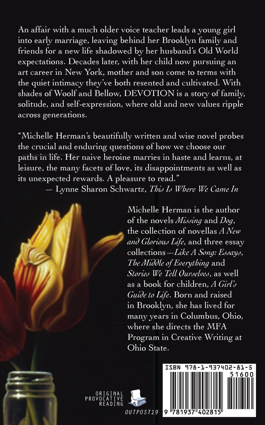 devotion michelle herman com books