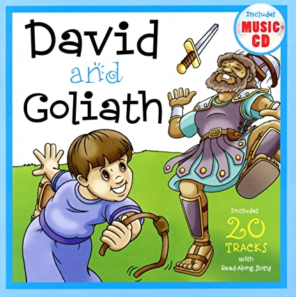 photograph about David and Goliath Printable Story identified as : David and Goliath - Christian Bible Experiences for