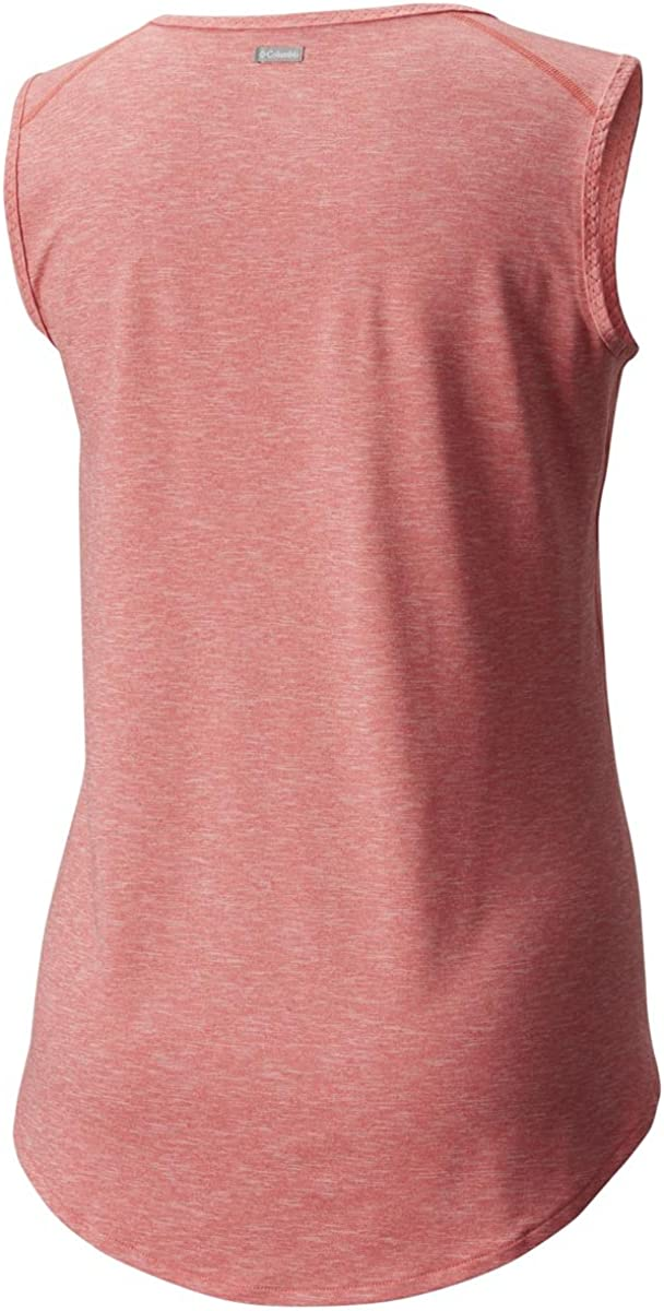 Columbia Womens Wander More Plus Size Tank Top
