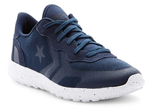 Converse Mens Obsidian Blue Thunderbolt Ultra Oxford Sneakers (10D, Obsidian Blue)