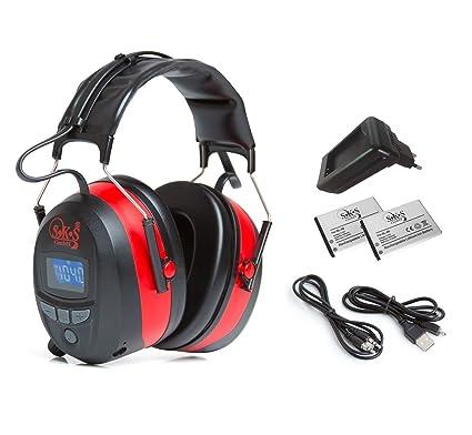 SKS 1190 Protección auditiva Bluetooth, Radio FM, 4 G memoria integrada, AUX Conector