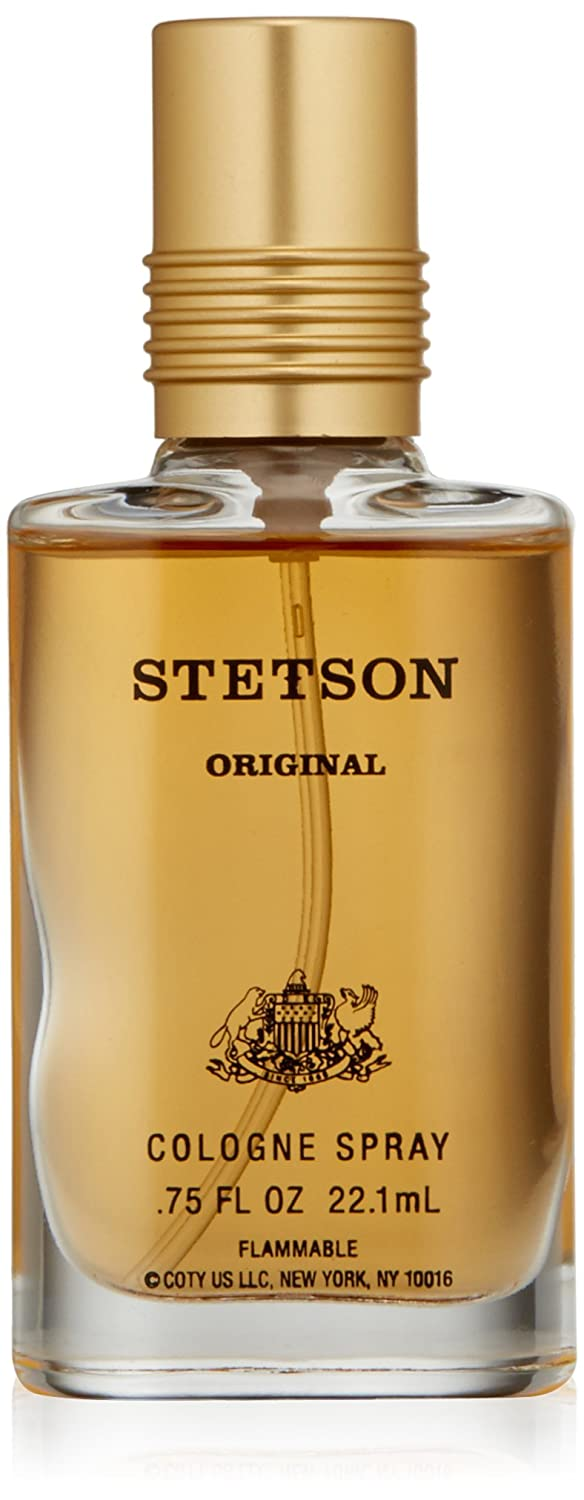 Stetson By Coty Cologne Spray For Men 1.5 Ounce 126171