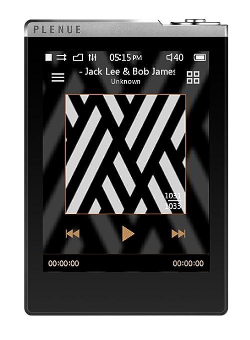 2 opinioni per Cowon PLENUE D MP3 32GB Nero, Argento