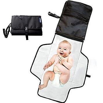 ca43f5622bb Tapis à langer pour changer les couches ou des vêtements pour bébé ☆ Le sac  à langer pour le voyage ☆ Kit matelas ...