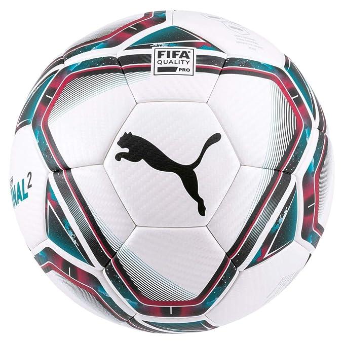 PUMA teamFINAL 21.2 FIFA Quality Pro Ball Balón de Fútbol, Unisex ...
