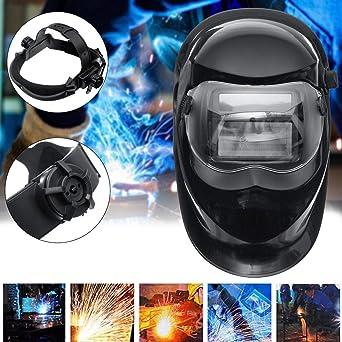 Máscara de soldadura para oscurecimiento automático Pro Solar Arc Tig Mig máscara de molienda COD