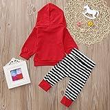 XoiuSyi,Simple Style 2PCS Toddler Baby Long Sleeve