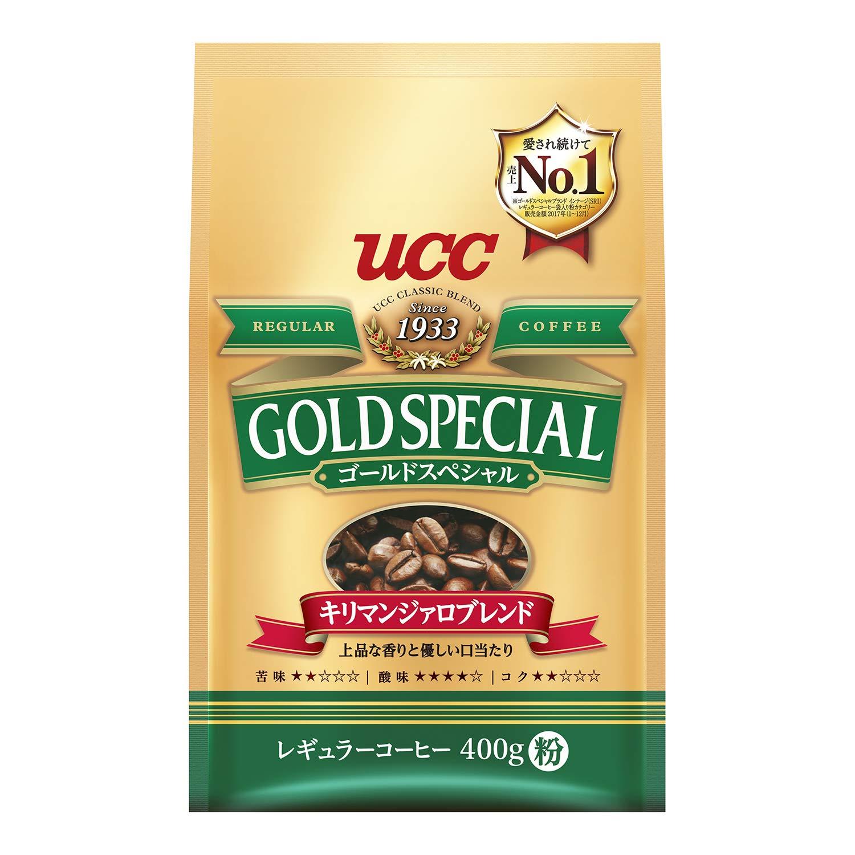 【UCC】 ゴールドスペシャル キリマンジァロブレンド