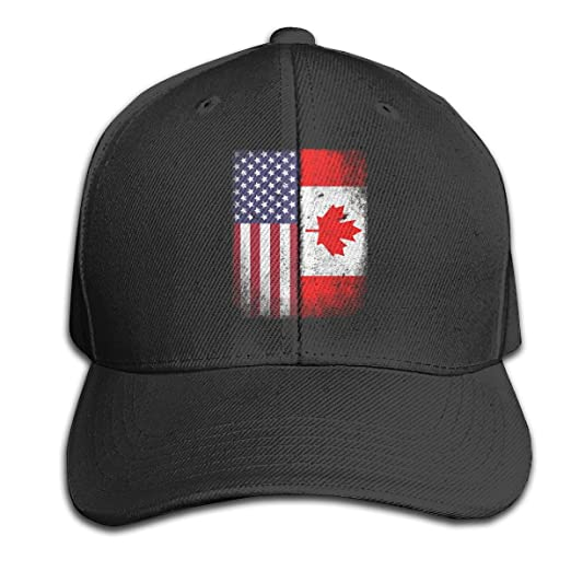 American Flag Baseball Cap for Mens and Womens Cotton Cricket Cap