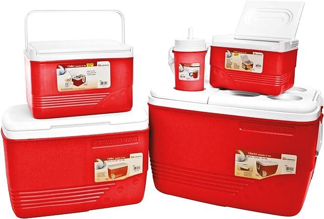 Elitezotec © - Juego de 5 Piezas de refrigerador para Picnic ...