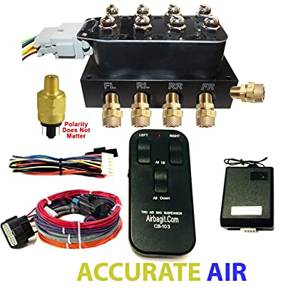 Amazon com: Accurate Air Speed Controller Touch Pad Remote