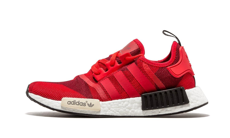 amazon com adidas originals men s primeknit nmd r1 running shoes
