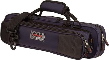 Protec MX308BX - Estuche para flauta travesera, color azul: Amazon.es: Instrumentos musicales