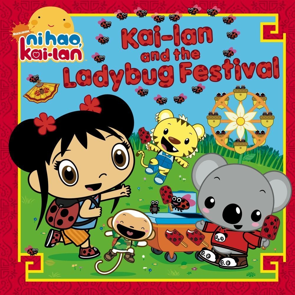 kai lan and the ladybug festival ni hao kai lan mickie matheis