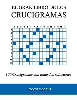 80 Crucigramas Letra Grande - N. 1  Volume 1  Amazon.es ... 480dd81a0bc