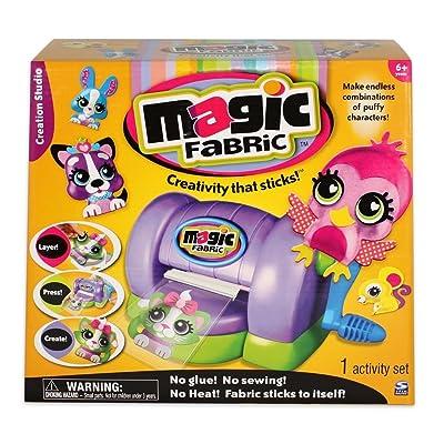 Umagine Magic Fabric Creation Studio: Toys & Games