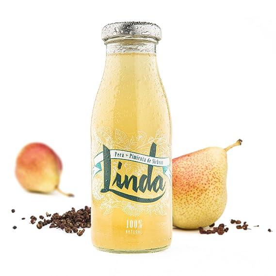 Linda Pera (pera + pimienta de sechuan) (pack de 24) 250ml.