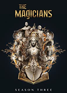 Book Cover: The Magicians: Season Three