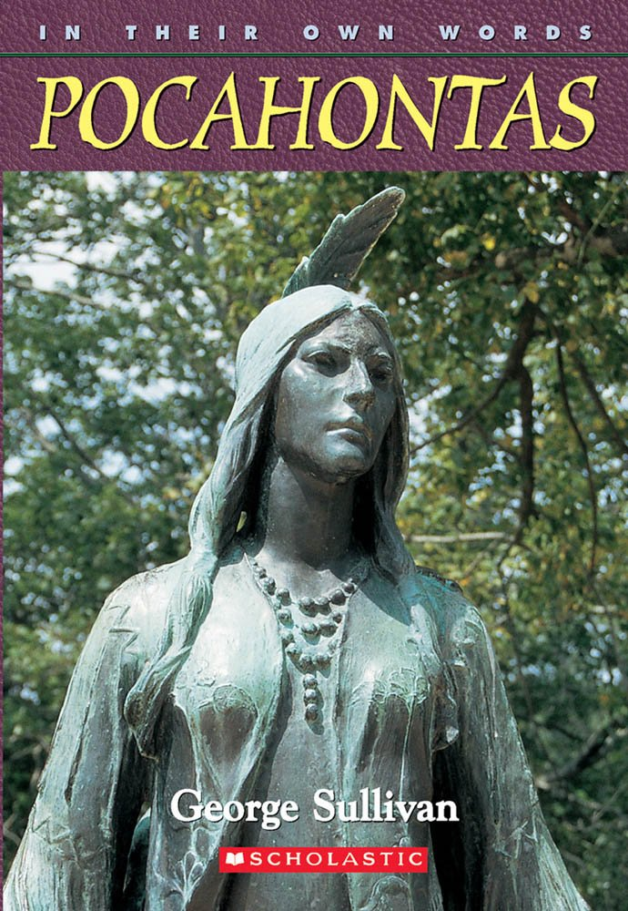 Download In Their Own Words: Pocahontas pdf