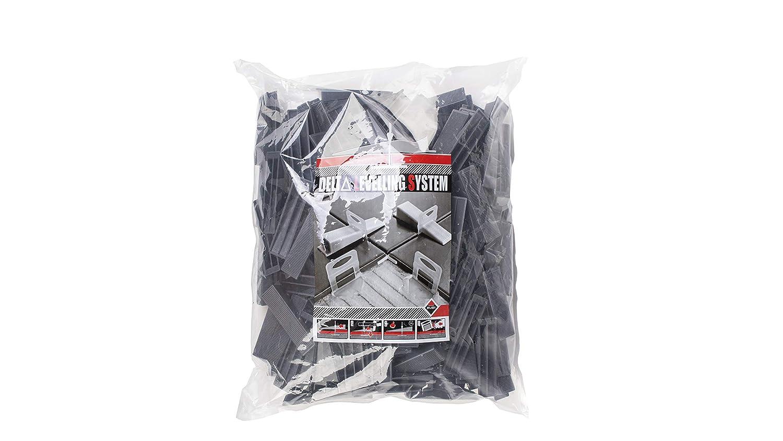 3//–/12/mm /Pack von 200/Kabelbinder Rubi Delta Levelling/