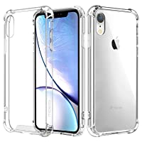 MoKo Compatible with iPhone XR Crystal Clear Case Deals