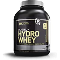 Optimum Nutrition ON Platinum Hydro Whey, Proteinas en