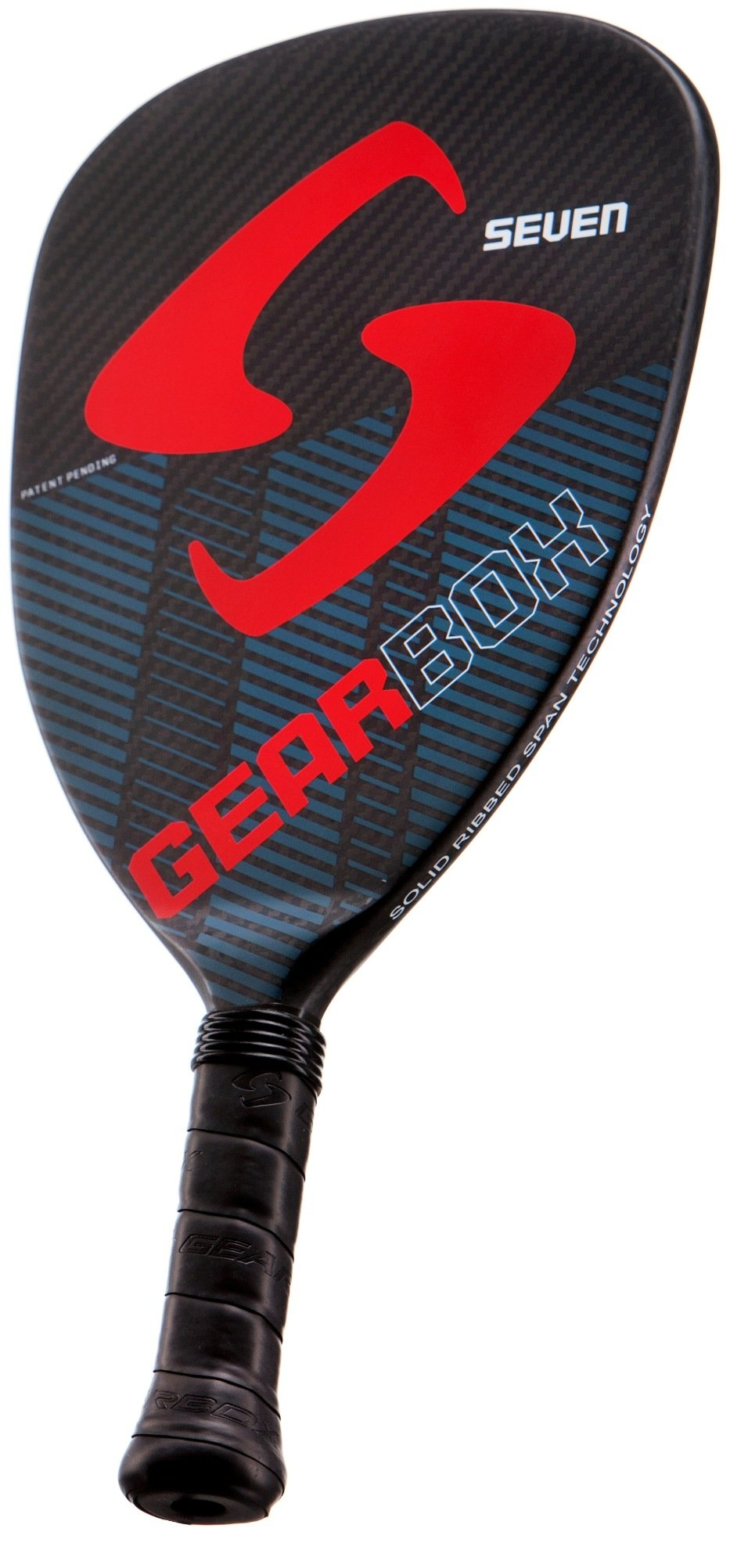 Gearbox Seven Pickleball Paddle (3-5/8 Inch) by Gearbox