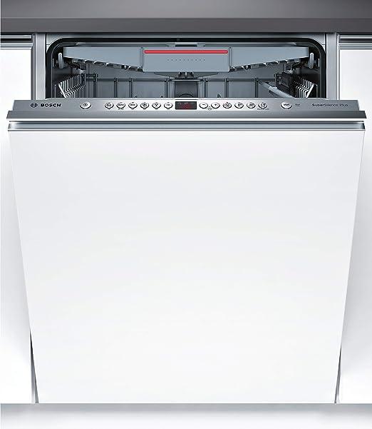 Bosch SMV46MX04E lavavajilla Totalmente integrado 14 cubiertos A++ ...