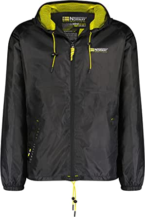 Geographical Norway Chaqueta impermeable para hombre