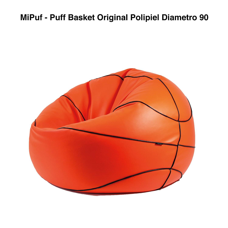 MiPuf - Puff Basket Original - Personalizable - 90 cm dimetro ...