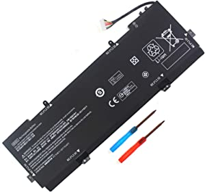 KB06XL Laptop Battery Compatible with HP Spectre X360 15-BL002XX 15-BL000NA 15-BL030NG Z6L01EA Z6K99EA Series BL000NA BL000NL BL001NX BL012DX BL101NG KBO6XL TPN-Q179 902401-2C1 902499-855 HSTNN-DB7R