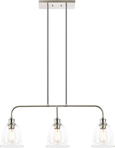 Light Society 3-Light Austin Pendant Lamp