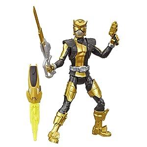 Hasbro Power Rangers Beast Morphers Gold Ranger