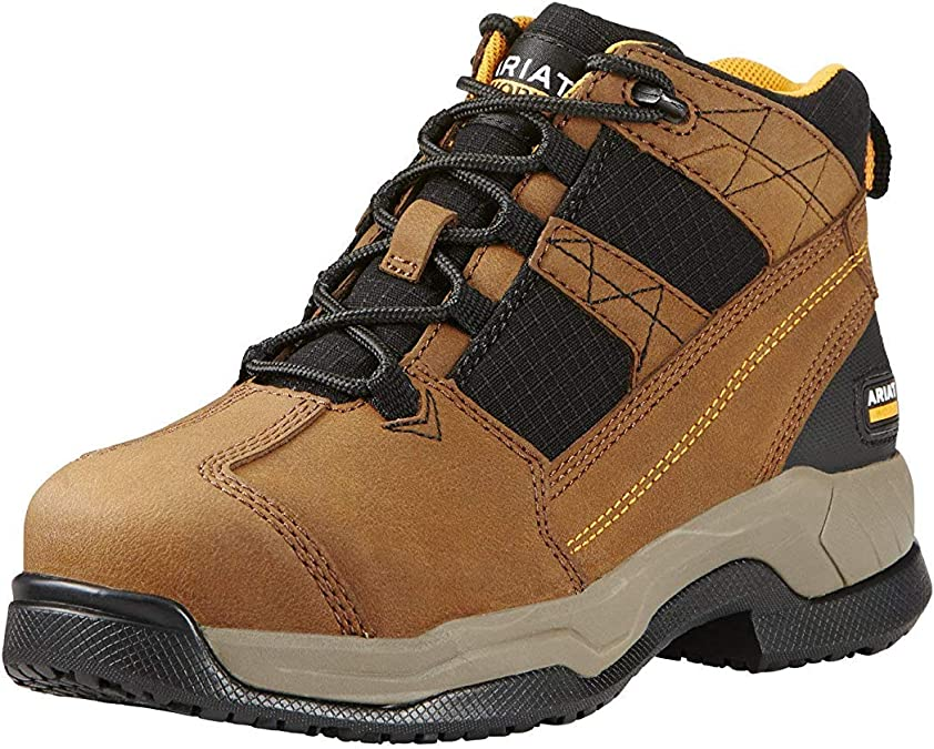 ARIAT Womens Contender H2o Steel Toe Work Boot
