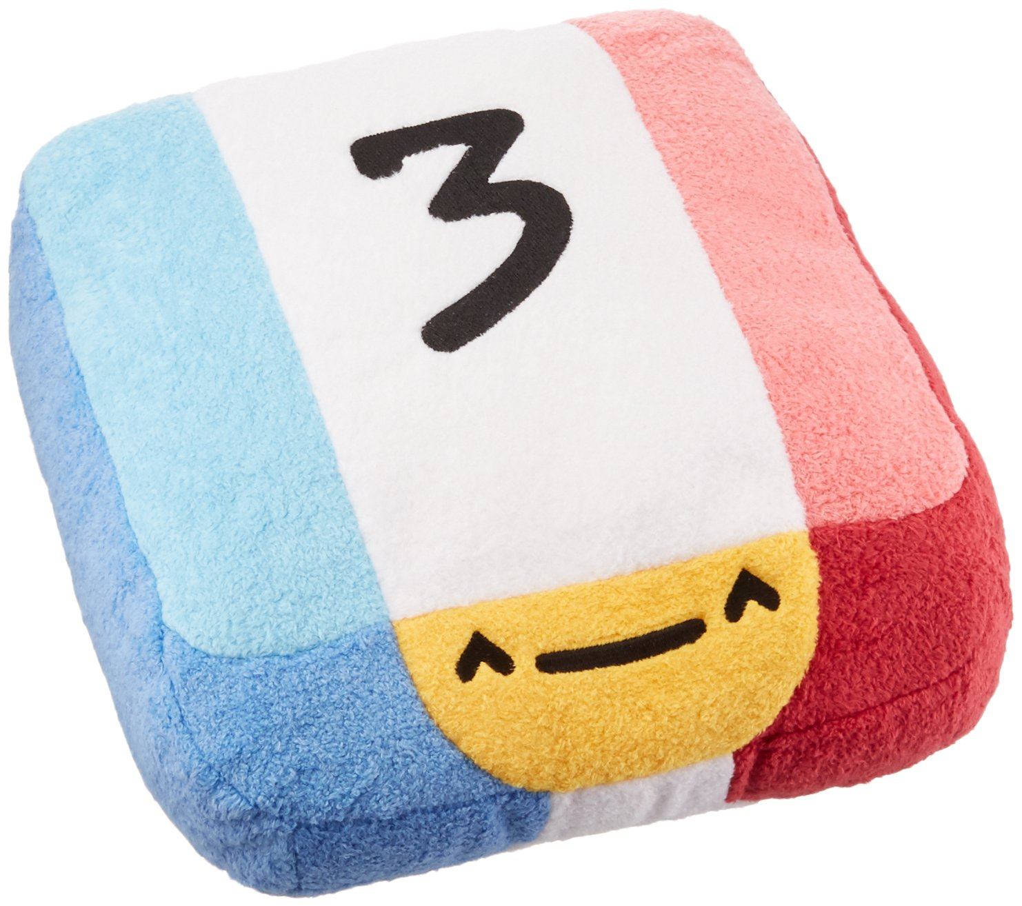Huggable Plush Pillow Shanghai Prosper SZH-21254 Threes