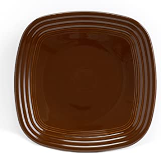 product image for Fiesta 9-1/8-Inch Square Luncheon Plate  Chocolate