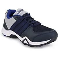 Extavo Sports Wear Black Mesh Casual Running Shoes for Boys
