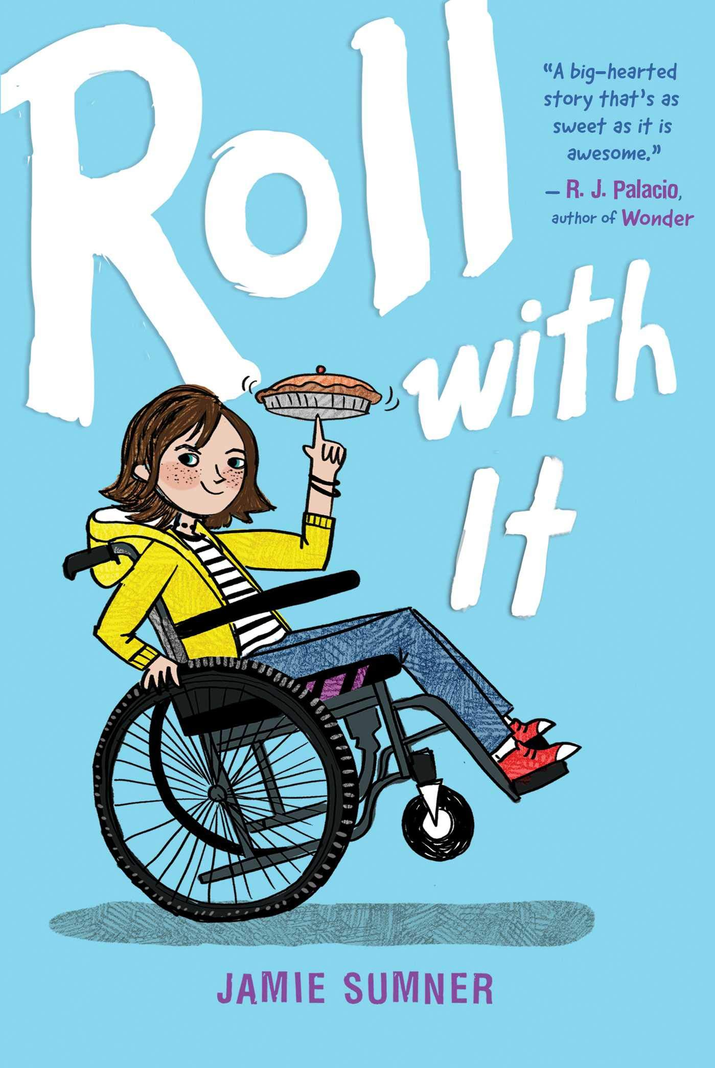 Image result for roll with it book cover