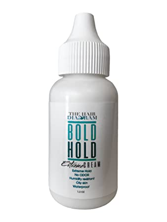 Amazon Com Bold Hold Extreme Cream Adhesive For Lace Wigs And Hair