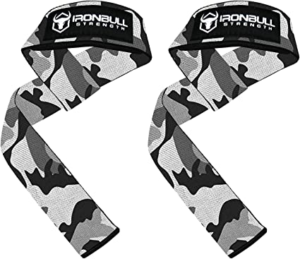 - Padded Wrist Support Wraps Strength Training Women Lifting Straps 1 Pair Bodybuilding Gym Workout Deadlifts /& Fitness Workout for Powerlifting