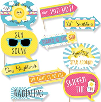 Amazon.com: Funny You Are My Sunshine – Baby Shower o ...