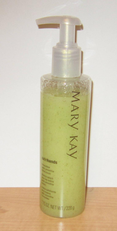 Mary Kay Satin Hands Smoothie Hand Scrub ~ Honeydew ~ 7.75 Oz