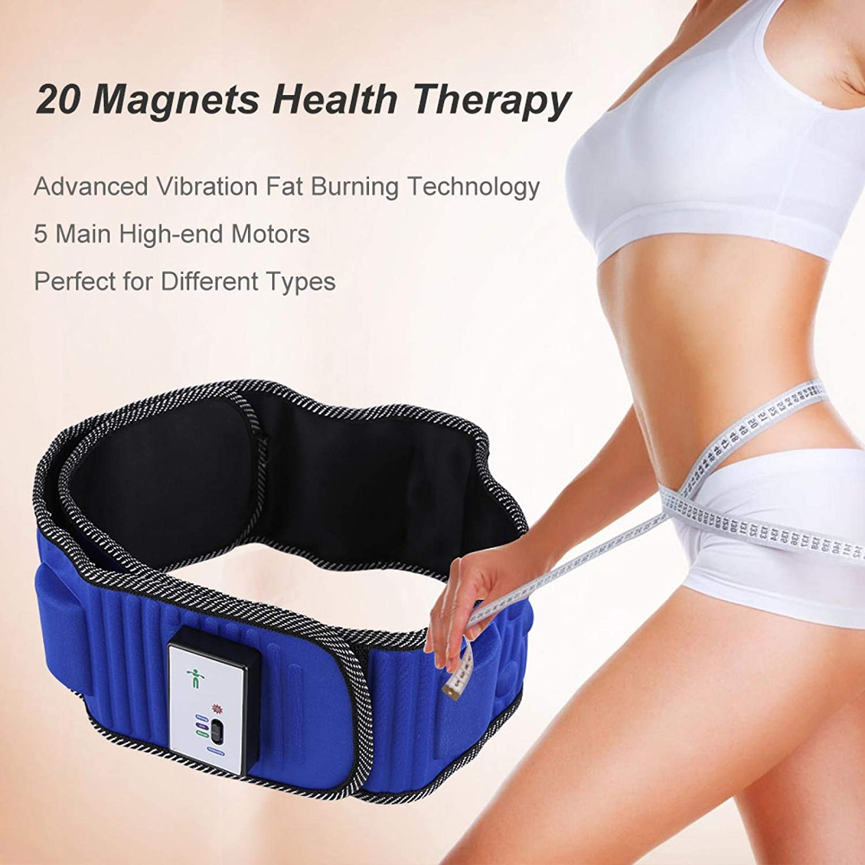 Cintura dimagrante elettrica Massaggiatore dimagrante dimagrante Strumenti sanitari per la perdita di peso e la rimozione del grasso