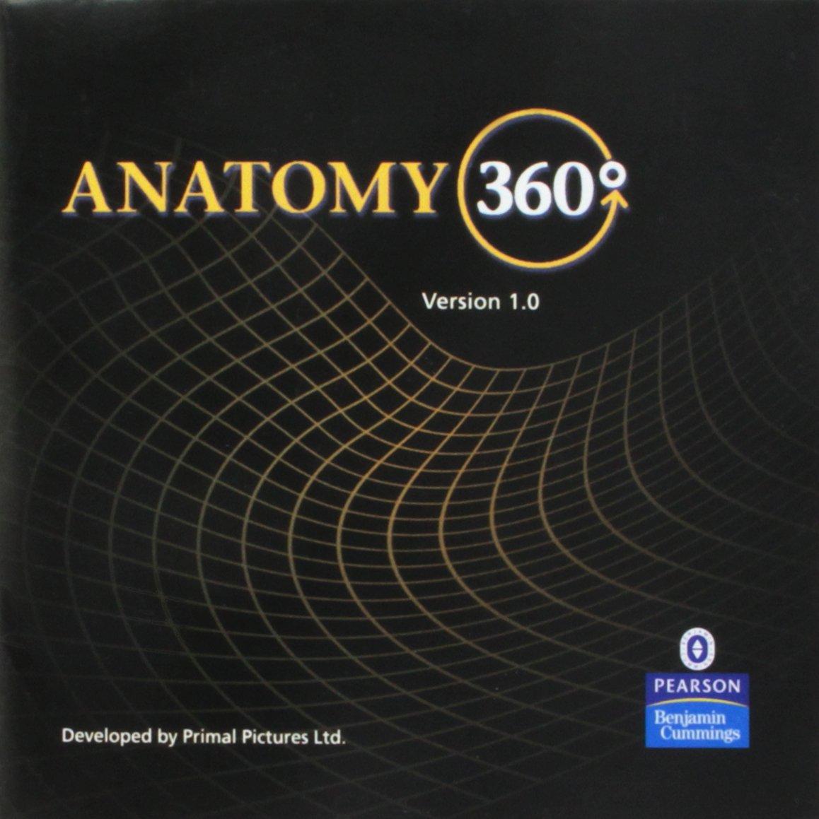 Anatomy 360 Degrees Cd Rom Amazon Primal Pictures