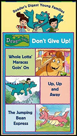 Amazon com: Dragon Tales: Don't Give Up! Animated Tales