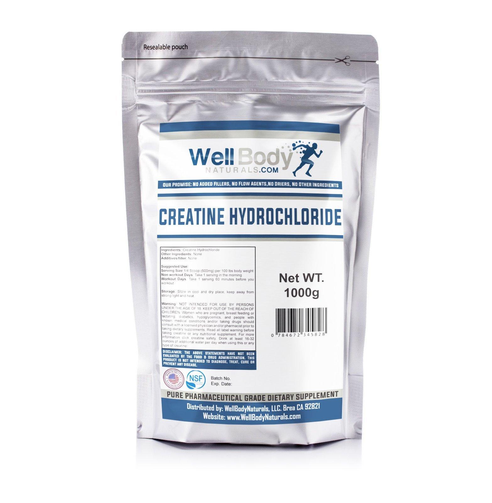 Amazon.com: WellBodyNaturals Pure L-Glutamine Powder (1000 grams): Health & Personal Care