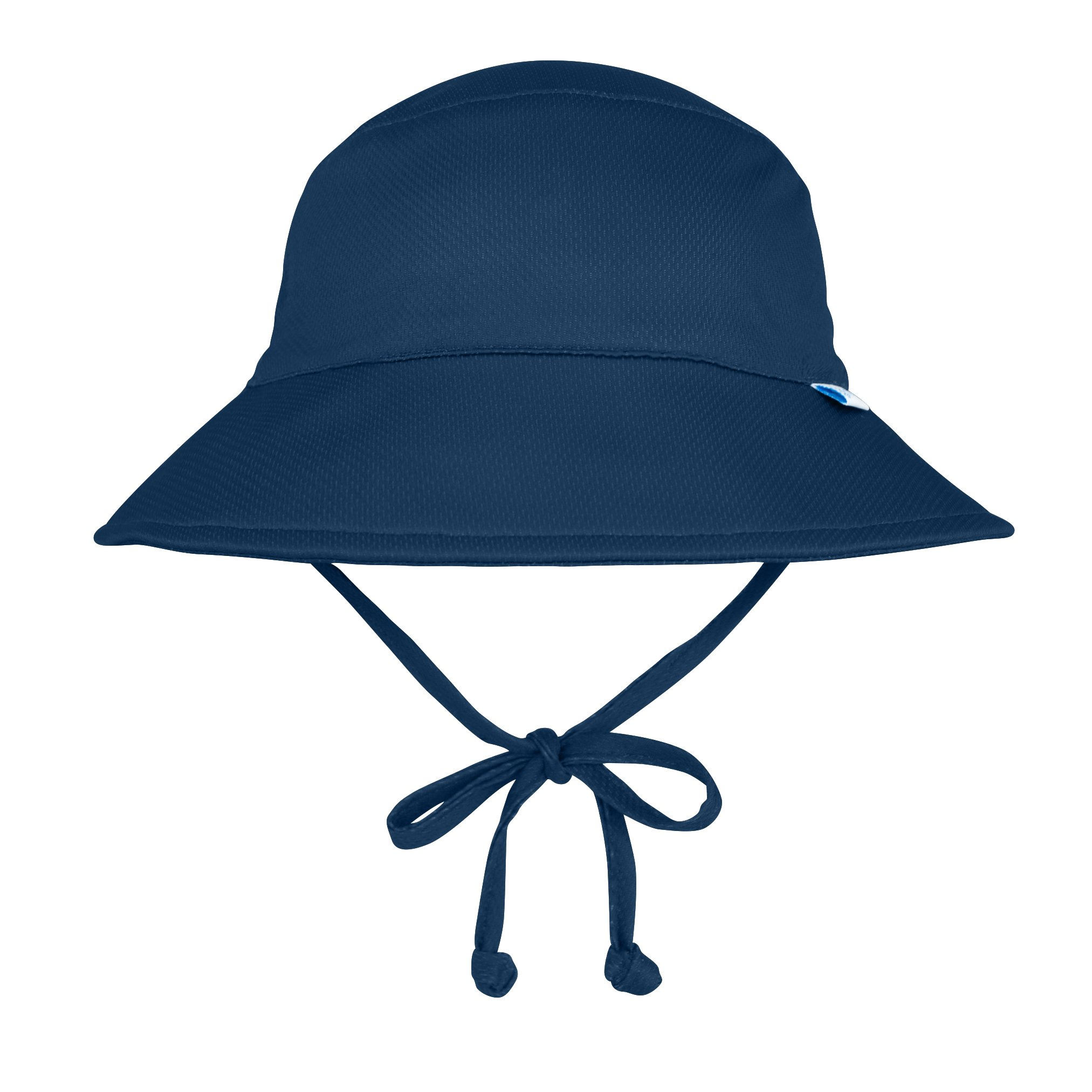 i play. Kids' Toddler Boys Breatheasy Bucket Sun Protection Hat, Navy, 2T/4T by i play.