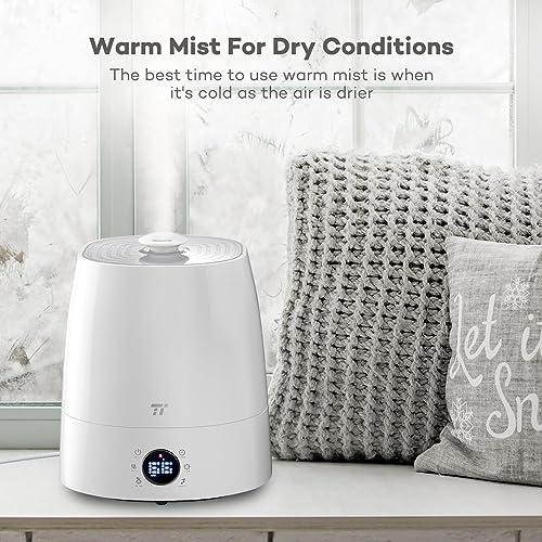 Warm & Cool Mist Humidifier