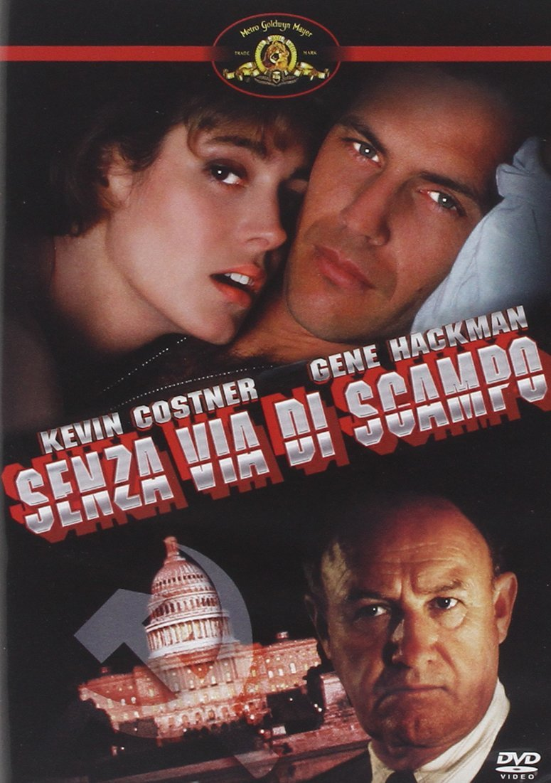 Amazon Com Senza Via Di Scampo Kevin Costner Will Patton Roger Donaldson Movies Tv
